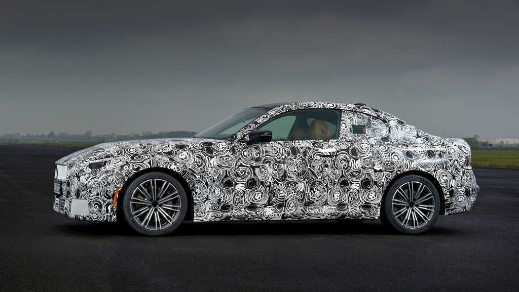 Content content bmw 2 series coupe prototype 13