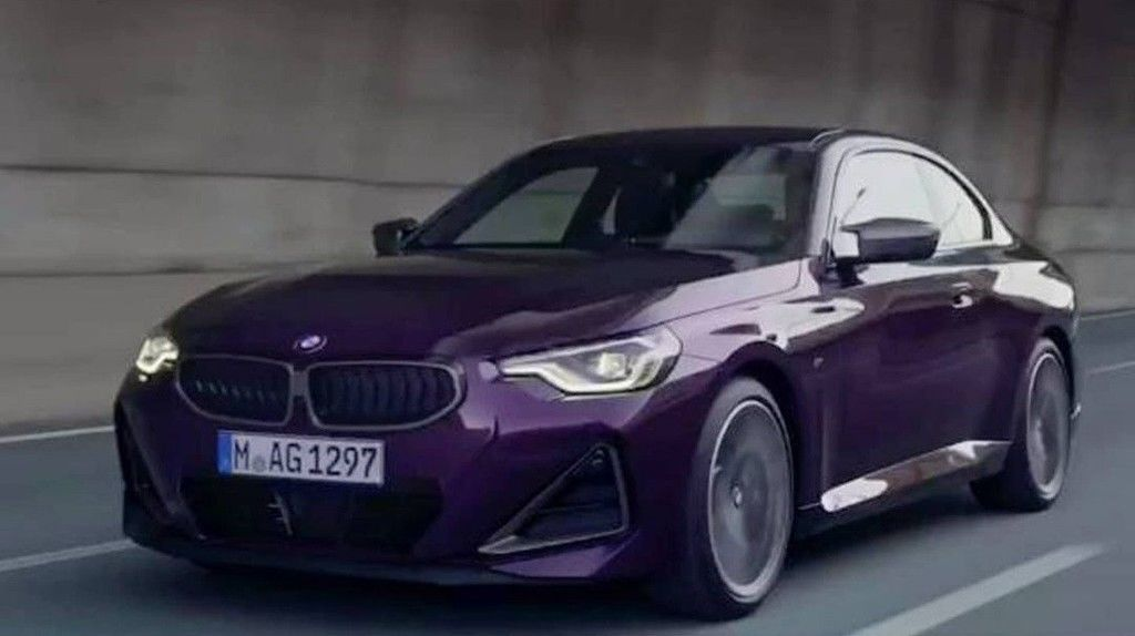 Content 2022 bmw 2 series coupe g42 leaks ahead of goodwood fos debut 1