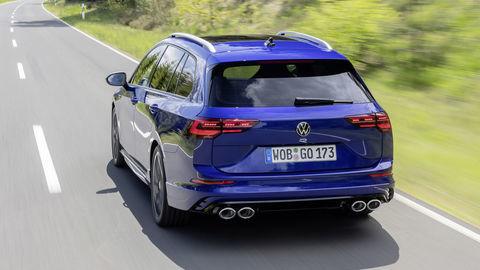 Thumb volkswagen golf r variant 2021 official autozurnal 10