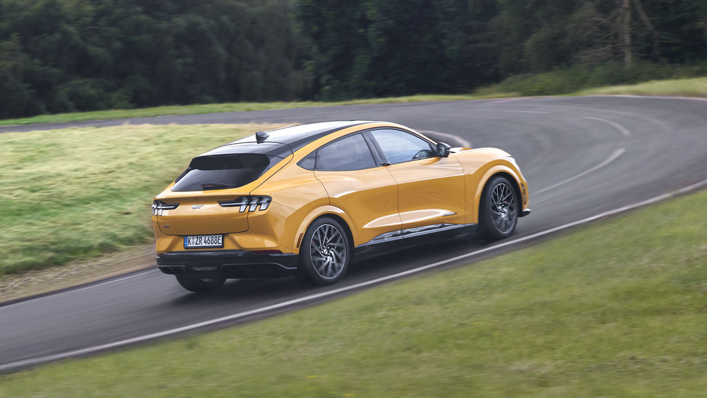 Content ford mustang mach e gt 2021 2