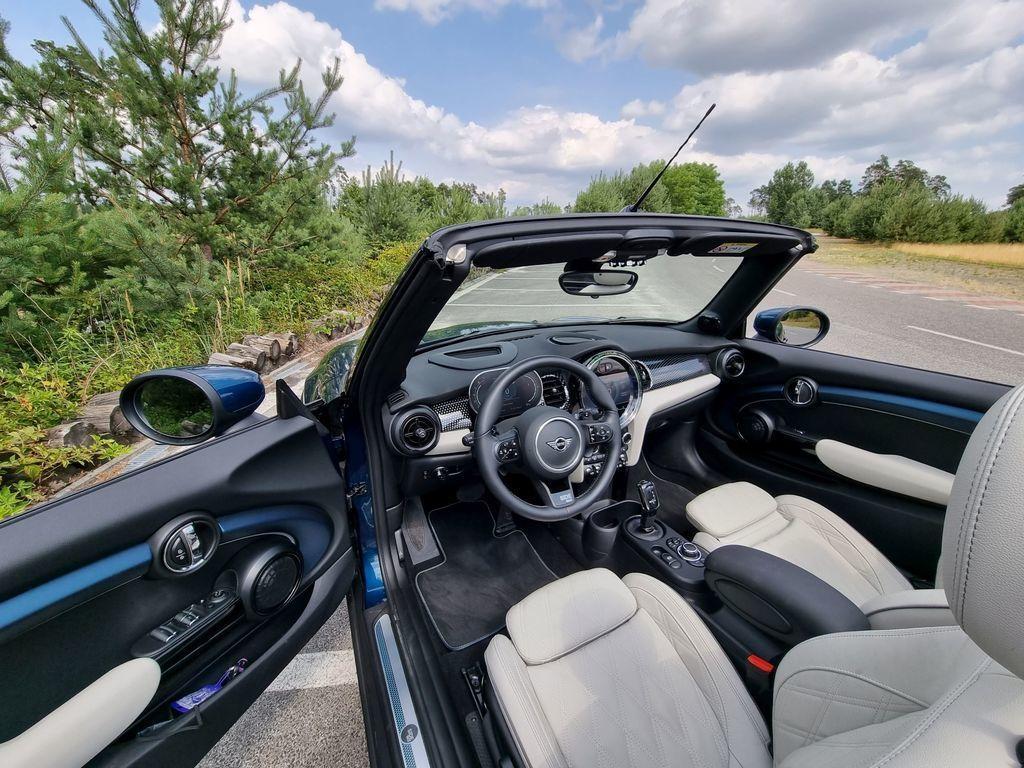 Content mini cooper s cabrio test 2021 autozurnal.com 25