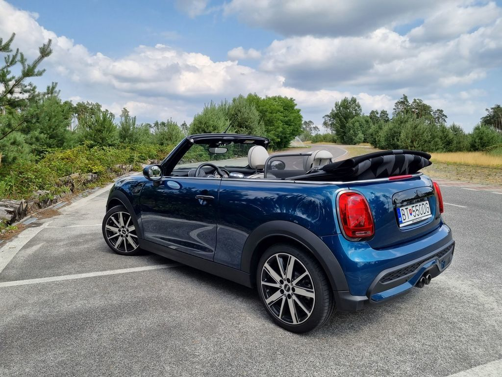 Content mini cooper s cabrio test 2021 autozurnal.com 26