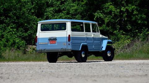 Thumb toyota land cruiser station wagon 15