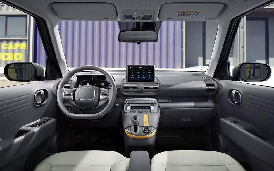 Content hyundai casper 2021 interior autozurnal.com 7