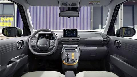 Thumb hyundai casper 2021 interior autozurnal.com 7