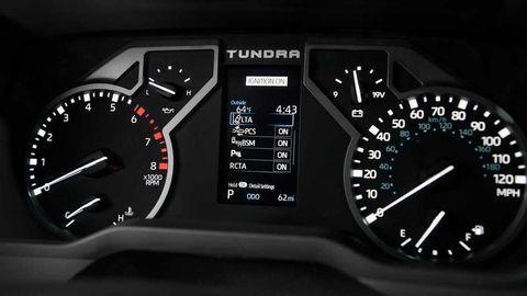 Thumb toyota tundra 2022 autozurnal.com 21