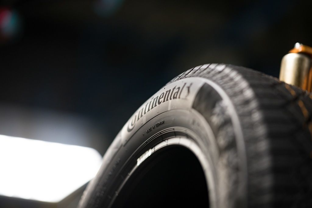 Content tire production recycled pet bottles