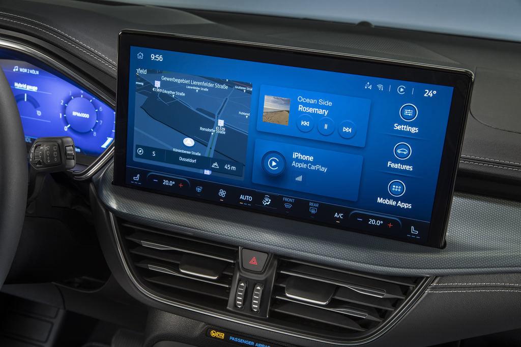Content 2021 ford focus active interior sync4 9