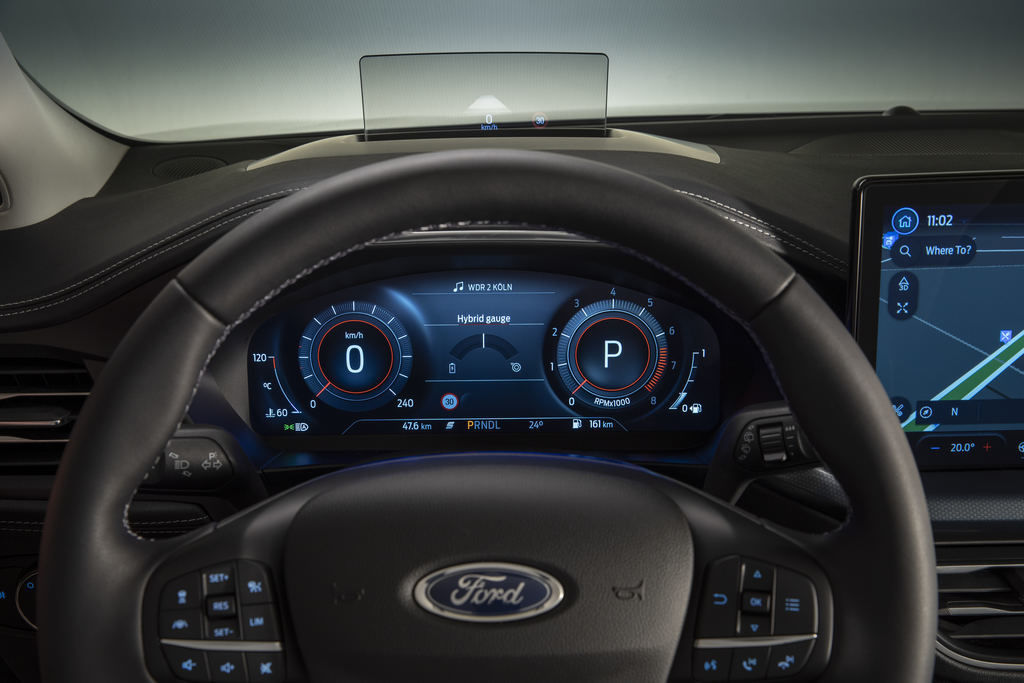 Content 2021 ford focus active interior sync4 21
