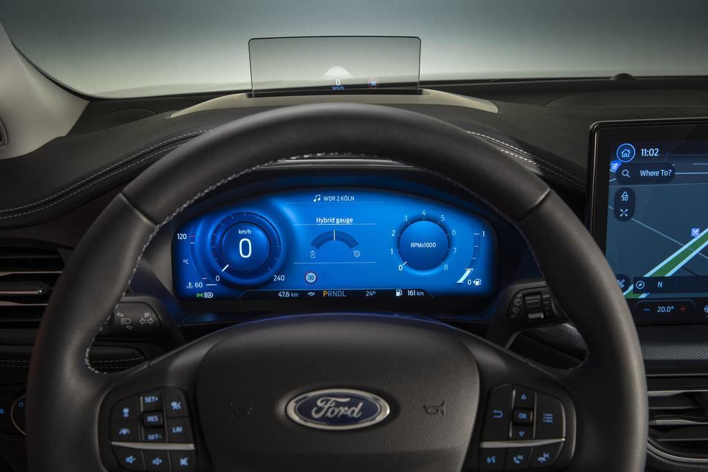 Content 2021 ford focus active interior sync4 22