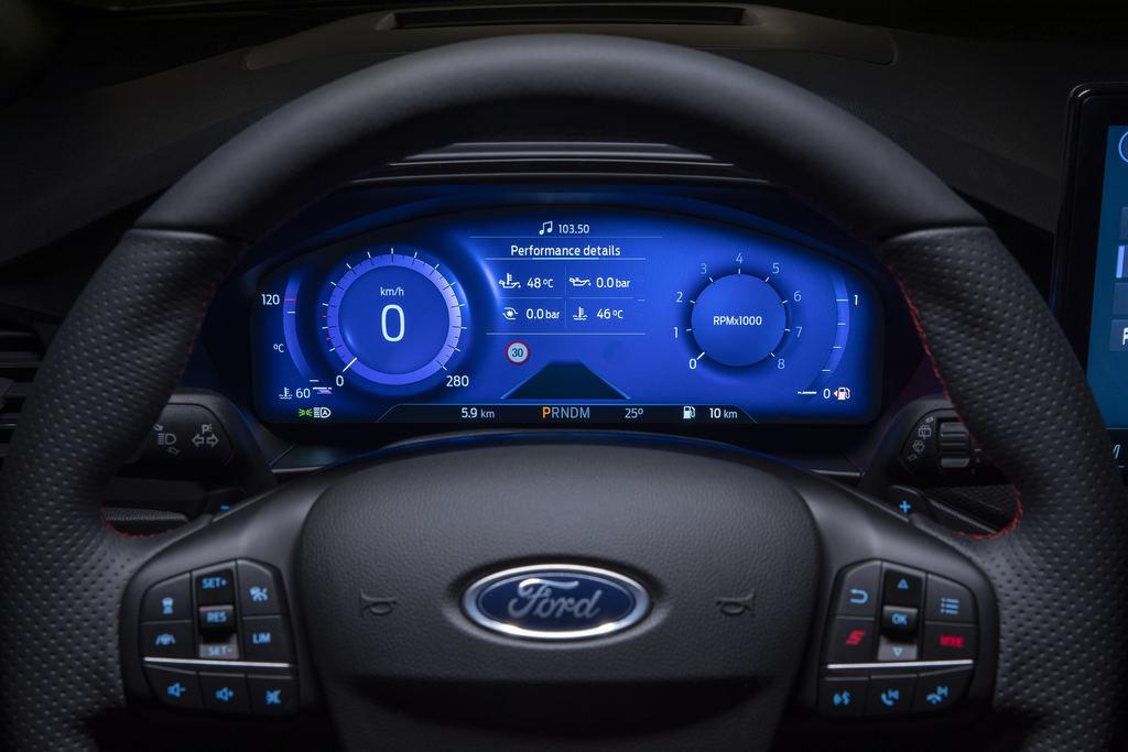 Content 2021 ford focus st interior sync4 1