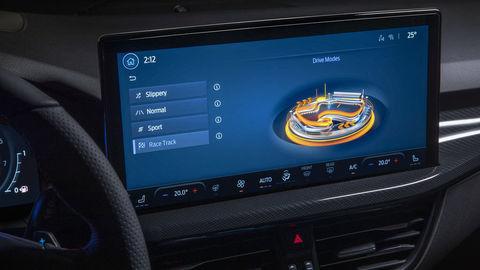 Thumb 2021 ford focus st interior sync4 8