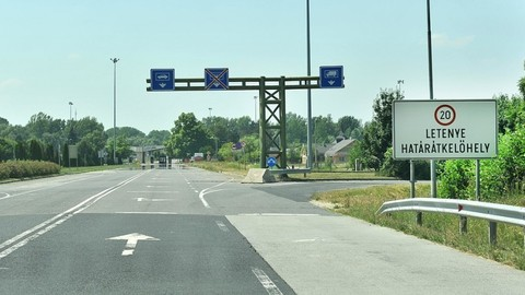Thumb 90442 large autom do chorvatska 2015 cast prva trasa cez madarsko