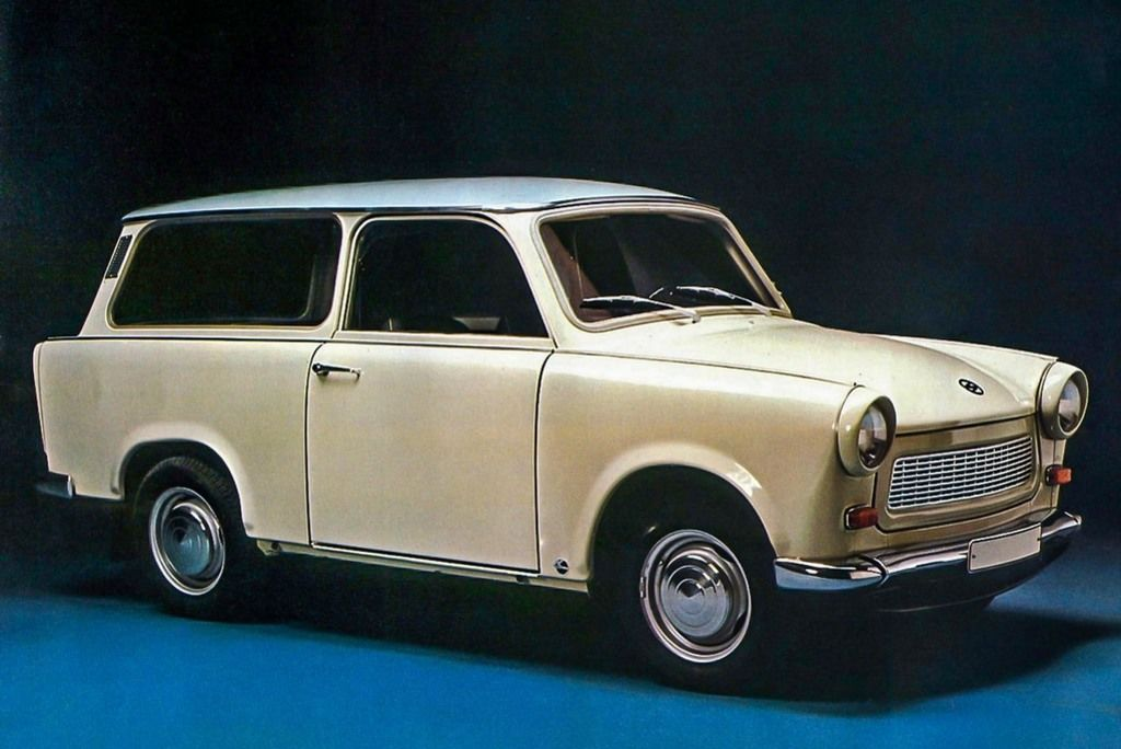 Content wallpapers trabant 601 1965 1