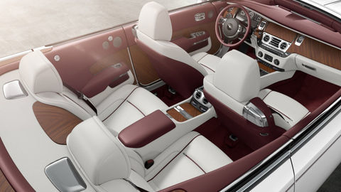 Thumb rolls royce dawn interior naples
