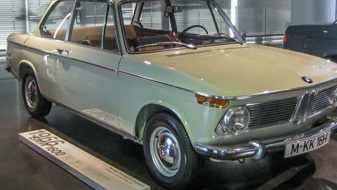 Thumb 1966 bmw 1600 2 in bmw museum