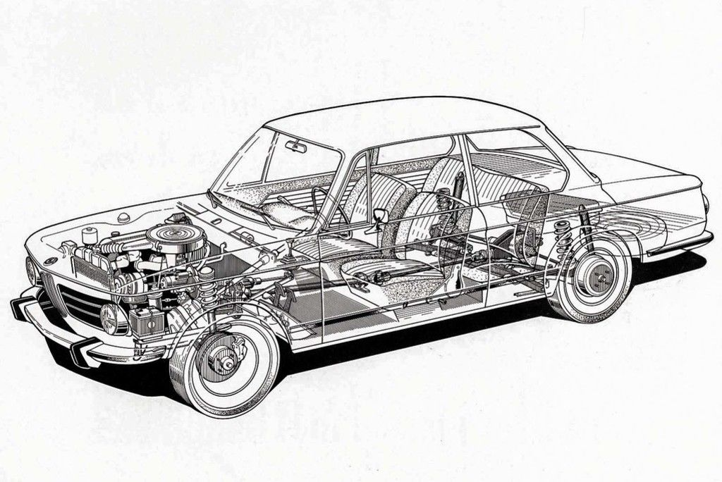 Content wallpapers bmw 02 series 1967 1