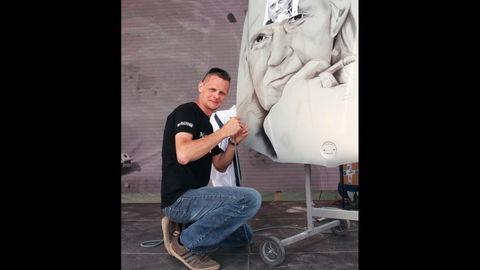 Thumb man kipper show 2016 7