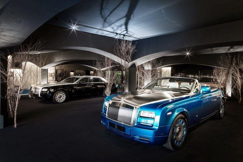 Content rolls royce motor cars innovative summer studio in porto cervo sardinia