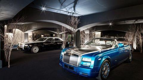 Thumb rolls royce motor cars innovative summer studio in porto cervo sardinia