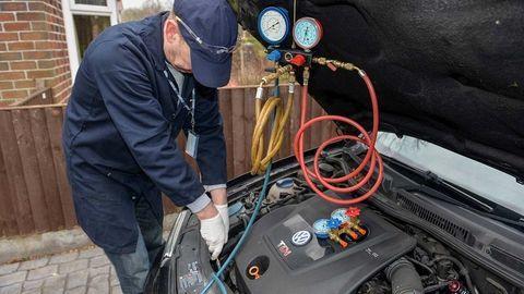 Thumb car aircon repair