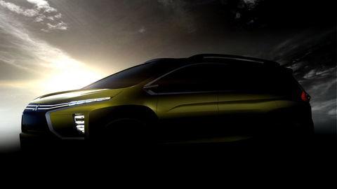 Thumb mitsubishi small crossover mpv concept car indonesia motorshow 21 07 2016