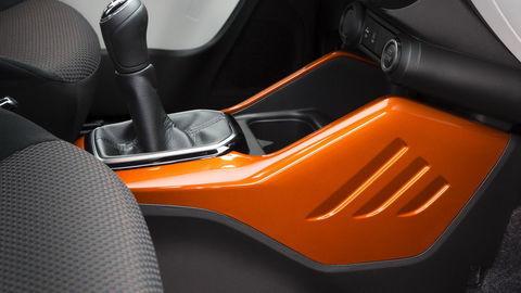 Thumb interior   gear stick
