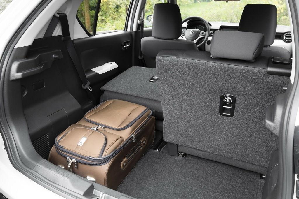 Content interior   rear space