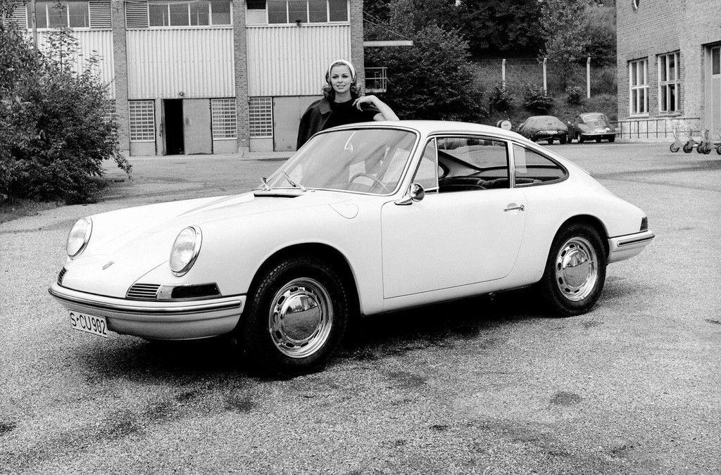 Content 1964 prototype 911 type t8