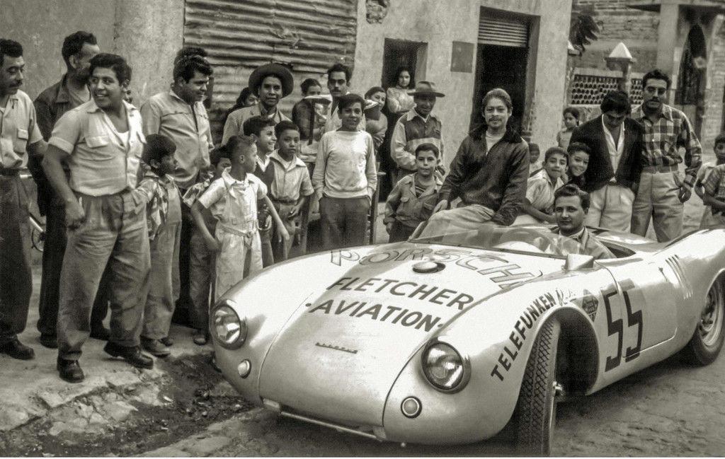 Content hans herrmann 550 spyder 1954