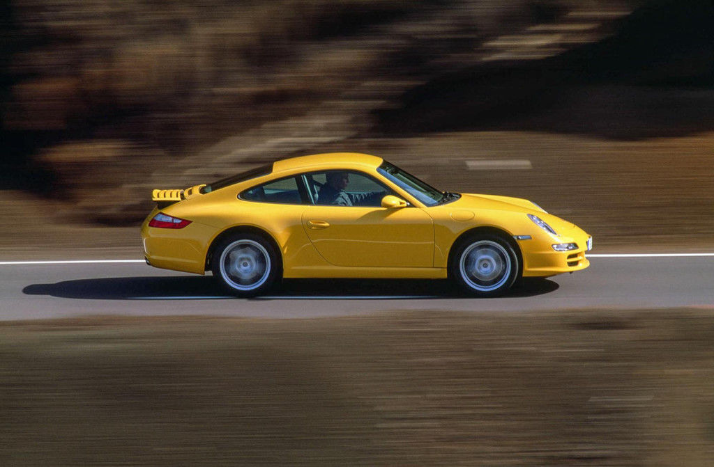 Content porsche 997 911 carrera s 2005