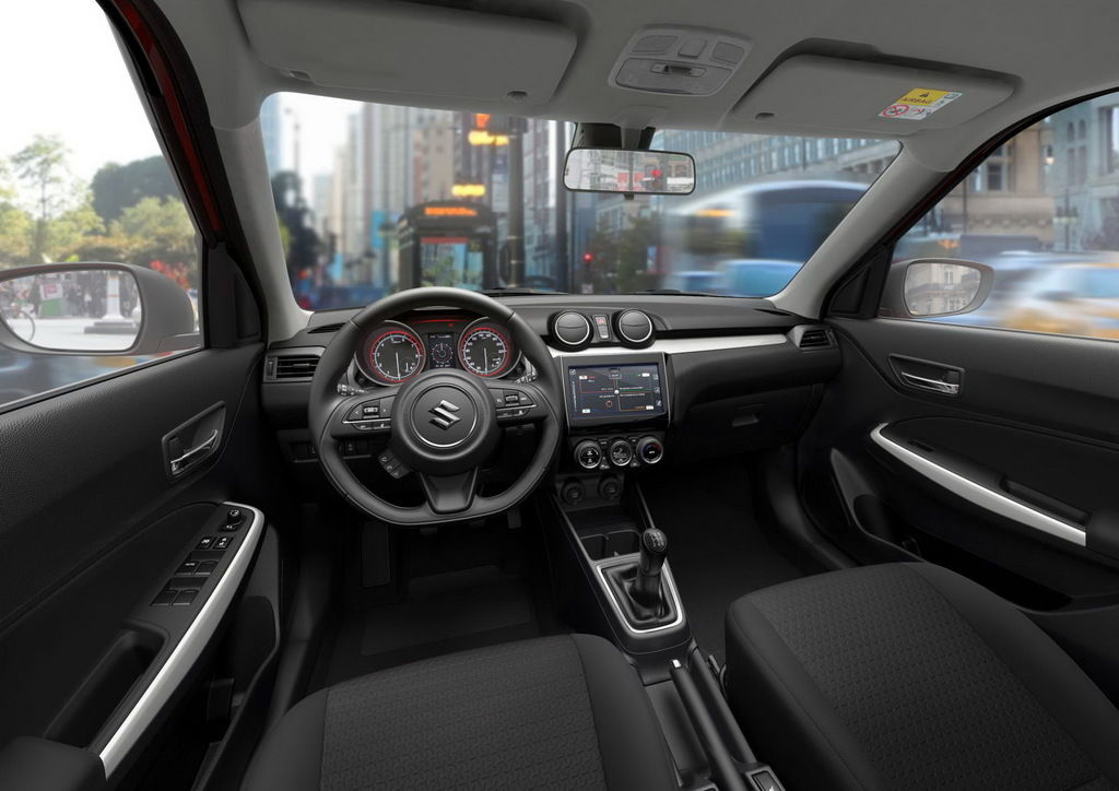 Content 14 swift interior with background