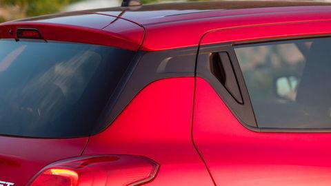 Thumb rear door handle 2