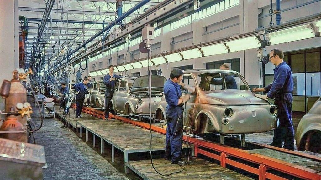 Content fiat assembly