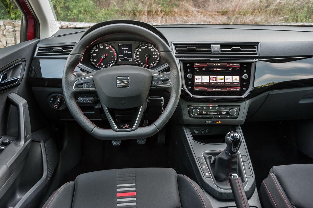 Content seat volant 32