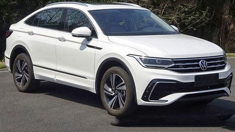 VW Tiguan kupé sa ukázal v Číne. Príde aj k nám?