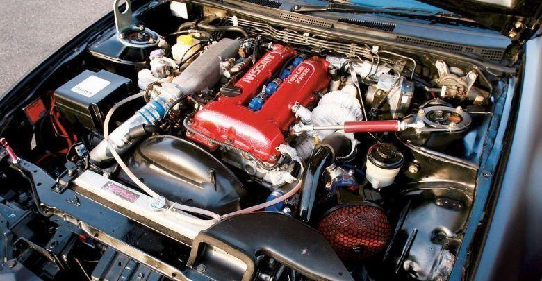 Motor Nissan SR20