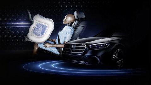 Nový Mercedes-Benz Triedy S si pripíše ďalšie bezpečnostné prvenstvo