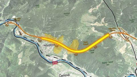 Diaľnica D1 z BA do KE je nekonečný príbeh. Termín opäť posunuli!