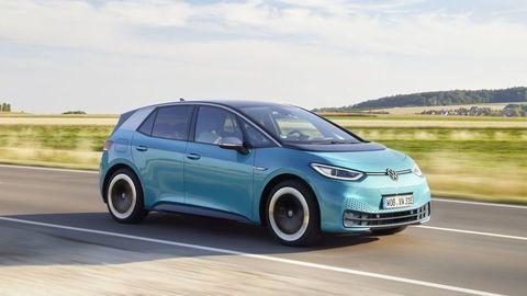 JAZDA Volkswagen ID.3: Jazdí lepšie ako Golf!