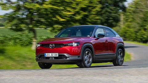 Mazda MX-30 bude aj so spaľovacím motorom!
