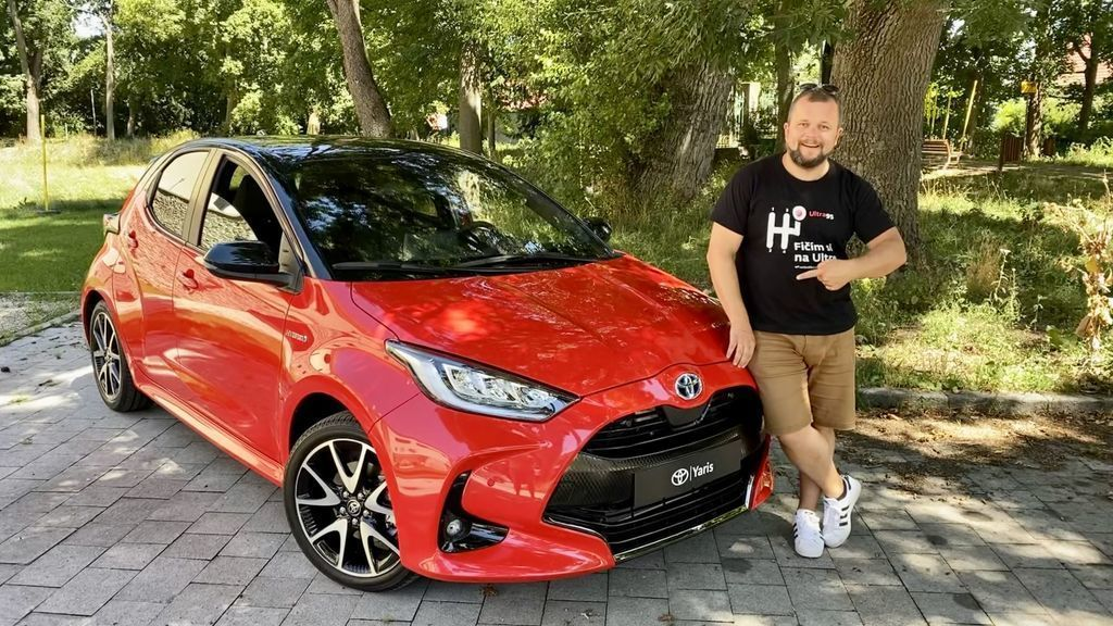 Toyota Yaris 2020 test