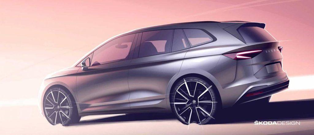 Škoda Enyaq 2020