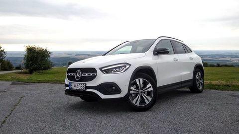 TEST Mercedes-Benz GLA 200 d: Vyrástol do univerzálneho SUV