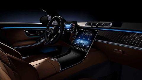 Thumb 2021 mercedes s class interior