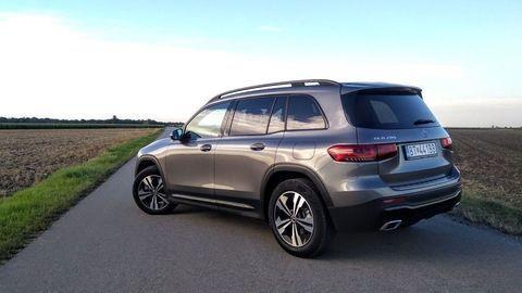 TEST Mercedes-Benz GLB 200: Rodinná hviezda