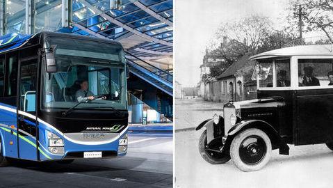 125-ročný autobusový príbeh
