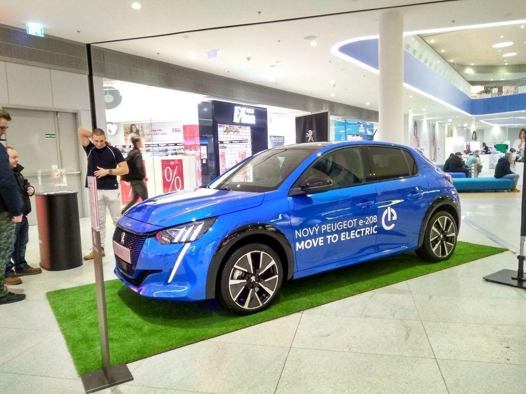 Salón elektromobilov kosice 2020