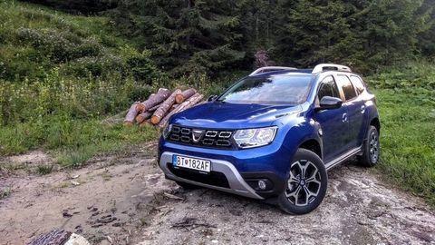 TEST Dacia Duster 1.0 TCe: Lepšia už byť nemohla