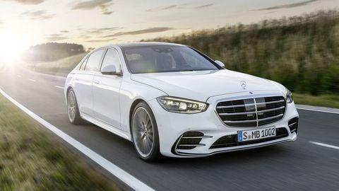 Nový Mercedes-Benz Triedy S 2021 oficiálne: Ikona luxusu a technológií